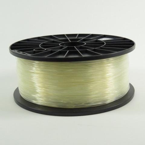 PLA filament, 1.75mm, natural color