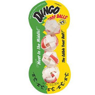 Dingo Small Goof Balls 4Pk DI30040