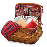 Picnic Time Highlander Picnic Basket
