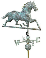 Full Size Horse  Weathervane