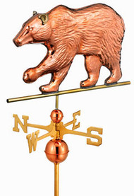 Full Size  Bear Weathervane