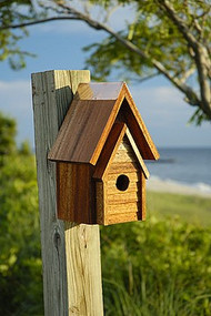 Heartwood Wrental House Wren Bird House