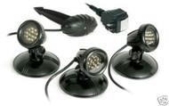 Atlantic LED Pond Lighting 3 Light Kit w/ Transformer
