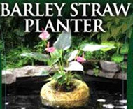 Summit Clear Water Barley Straw Planter Medium 1500gal