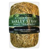 Summit Clear Water Barley Straw Jumbo Bale-Treats 5000 gal   00135