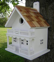 Home Bazaar Chalet Bird House