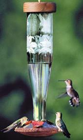 Schrodt Paradise Crystal Hummingbird Lantern