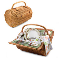 Picnic Time Barrel-Botanica Picnic Basket