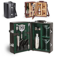 Picnic Time Manhattan Cocktail Case