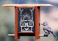Schrodt Dancing Sun Bird Feeder