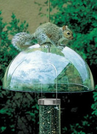 "Droll Yankees Squirrel Guard Baffle 15"" Dome"