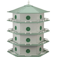 Heath Purple Martin 24 Room House