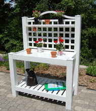 Dura-Trel Berkshire Potting Bench