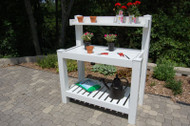 Dura-Trel Hillcrest Potting Bench