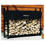 "Woodhaven Log, Firewood Rack & Cover 5""x4""x14"""