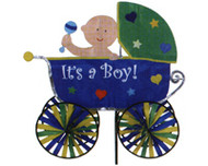 "Premier Windgarden ""It's a Boy"" Spinner"