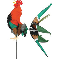 "Premier Windgarden 40"" Morning Rooster Spinner"