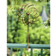 Ancient Graffiti Kinetic Spinner Pinwheel Deck