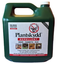 Plantskydd RTU Pre-Mixed Deer Rabbit Elk Moose Repellent 1.3 gallon RTU Ready To Use Lond Lasting