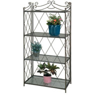 Deer Park Ironworks XXX Bakers Rack