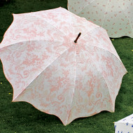 Laura Ashley Fun Umbrella Cherubs Pink