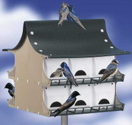 S&K Best Purple Martin 12-Family House BH12