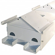 LoneStar Purple Martin House Goliad Jr. Add A Floor With Round Doors