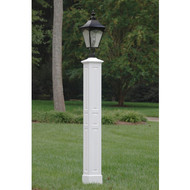 Fancy Home Products Lamp Post LP-7-72-RP-T