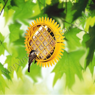 Heritage Farms Sunflower Suet Bird Feeder