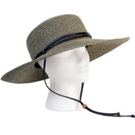 Sloggers Braided Wide Hat Sage