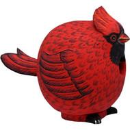 Bobbo Cardinal Birdhouse BOBBO3880059