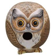 Bobbo Owl Ball 3D Birdhouse BOBBO3880065