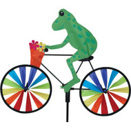 Premier WindGarden 20 inch Tree Frog Bicycle Spinner