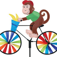 Premier WindGarden 20 inch Monkey Bicycle Spinner