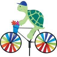 Premier WindGarden 20 inch Turtle Bicycle Spinner
