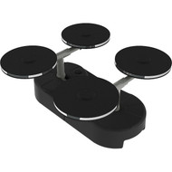 Matala Air Diffuser with Platform Double Base with Four Diffusers