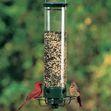 Droll Yankees Flipper Motorized Squirrel Proof Bird Feeder YF