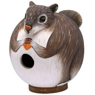 Bobbo Birdhouse Gord-O Squirrel
