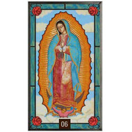 Glassmasters Our Lady of Guadalupe
