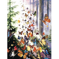 SunsOut Puzzle Butterfly Woods 1000 pcs