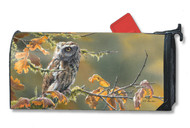 Magnet Works Autumn Owl Mailwrap