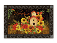 Magnet Works Autumn Birdhouse MatMate