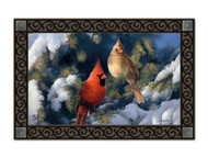 Magnet Works Cardinal Couple MatMate