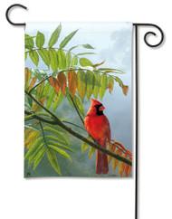 Magnet Works Redbird Garden Flag