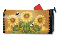 Magnet Works Buzzin' Bees MailWrap
