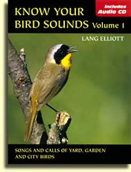 Stackpole Books Know Your Bird Sounds Volume 1 with CD