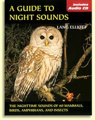 Stackpole Books A Guide To Night Sounds with CD