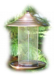 Woodlink Coppertop Sunflower Tube Feeder