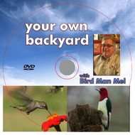 Songbird Essentials Mel's Backyard Birding Tips DVD West