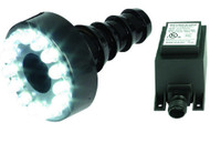 Aquascape LED Fountain Accent Light (12 volt w/transformer)